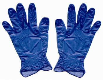 DETECTABLE GLOVES